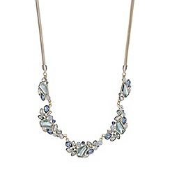 J by Jasper Conran - Designer tonal cluster necklace
