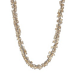 J by Jasper Conran - Designer cluster bead necklace