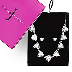 J by Jasper Conran - Designer great value triangular drop jewellery set