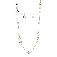 J by Jasper Conran - Designer pearl orb rope jewellery set