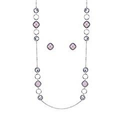 J by Jasper Conran - Designer crystal rope jewellery set