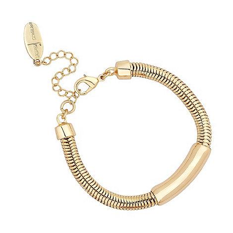 J by Jasper Conran - Designer gold snake chain bracelet