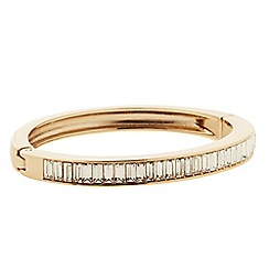 J by Jasper Conran - Crystal baguette bangle