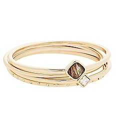 J by Jasper Conran - Abalone bangle set