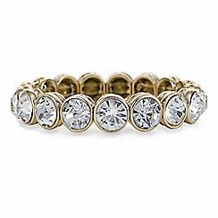 J by Jasper Conran - Designer gold crystal bracelet