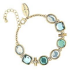 J by Jasper Conran - Ocean tonal crystal bracelet
