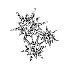 No. 1 Jenny Packham - Designer multi star brooch
