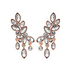 No. 1 Jenny Packham - Designer crystal droplet earring