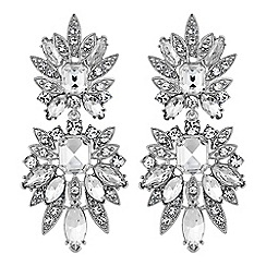 No. 1 Jenny Packham - Designer statement crystal earrings
