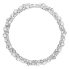 No. 1 Jenny Packham - Designer vintage style crystal collar necklace