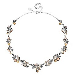 No. 1 Jenny Packham - Designer multi stone allway necklace