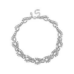 No. 1 Jenny Packham - Designer baguette allway necklace