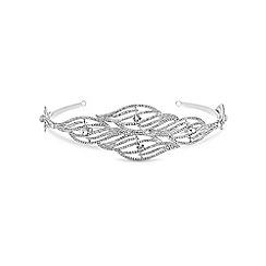 No. 1 Jenny Packham - Designer crystal swirl headband