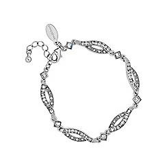 No. 1 Jenny Packham - Designer swirl bracelet