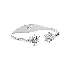 No. 1 Jenny Packham - Designer star open bangle