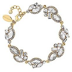 No. 1 Jenny Packham - Designer multi crystal bracelet