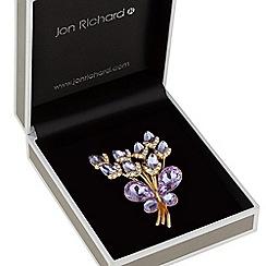 Jon Richard - Butterfly bouquet brooch