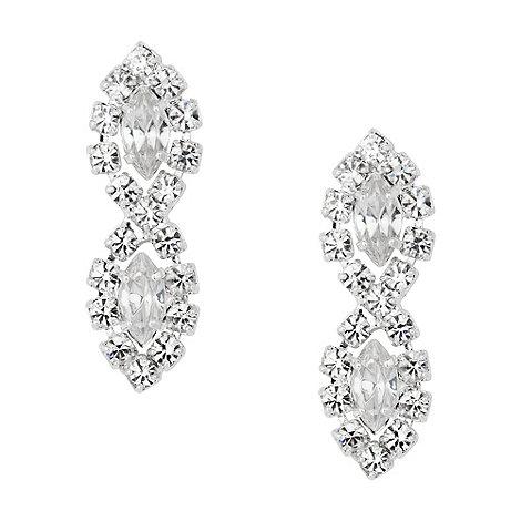 Jon Richard - Lydia diamante earring