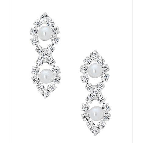 Jon Richard - Lydia pearl earring