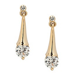 Jon Richard - Cubic zirconia stick earring