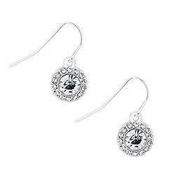 Jon Richard - Clara crystal drop earring