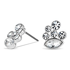 Alan Hannah Devoted - Designer poppy earring