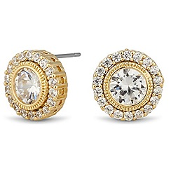 Alan Hannah Devoted - Designer Clara cubic zirconia stud earring