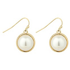 Jon Richard - Luxe pearl drop earring