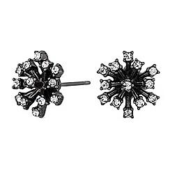 Jon Richard - Crystal starburst stud earrings