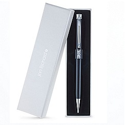 Jon Richard - Black crystal section pen MADE WITH SWAROVSKI CRYSTALS