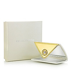 Jon Richard - Envelope compact created with Swarovski crystals