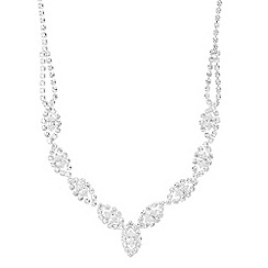 Jon Richard - Lydia diamante necklace