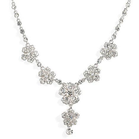 Jon Richard - Petal necklace