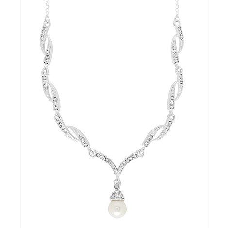 Jon Richard - Grace pearl necklace