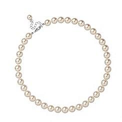 Jon Richard - Cream pearl necklace