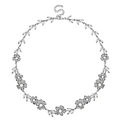 Alan Hannah Devoted - Alan Hannah Devoted Freya flower and pearl necklace