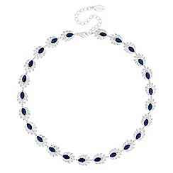 Alan Hannah Devoted - Alan Hannah Devoted Florence cubic zirconia necklace