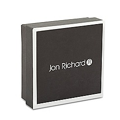 Jon Richard - Black And White Medium Gift Box