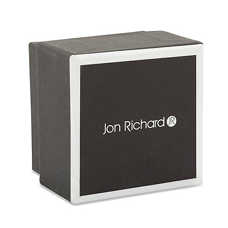 Jon Richard - Black and white small gift box