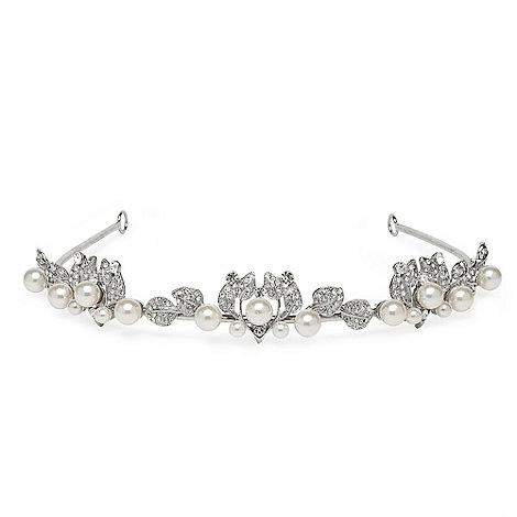 Jon Richard - Cherry blossom pearl tiara