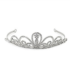 Jon Richard - Pave crystal tiara