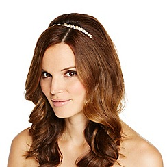 Jon Richard - Bubble effect pearl set headband