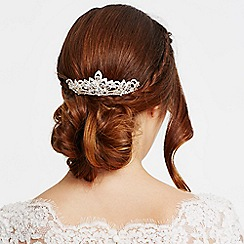 Jon Richard - Rose crystal comb