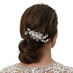 Alan Hannah Devoted - Designer pearl blossom wrap hair clip