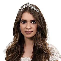 Alan Hannah Devoted - Botanical leaf tiara