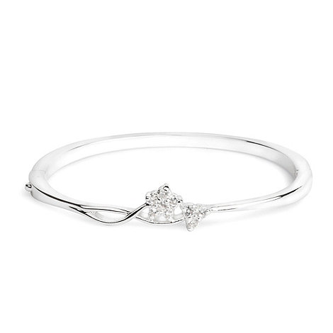 Jon Richard - Posy crystal bangle