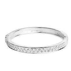 Jon Richard - Crystal set solid bangle