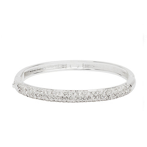 Jon Richard - Pave dome bangle