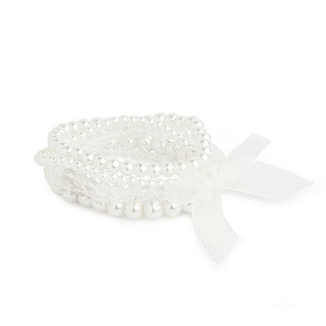 Jon Richard - 5 row beaded bracelet