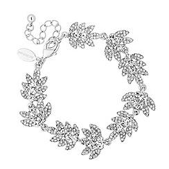 Jon Richard - Vintage leaf bracelet